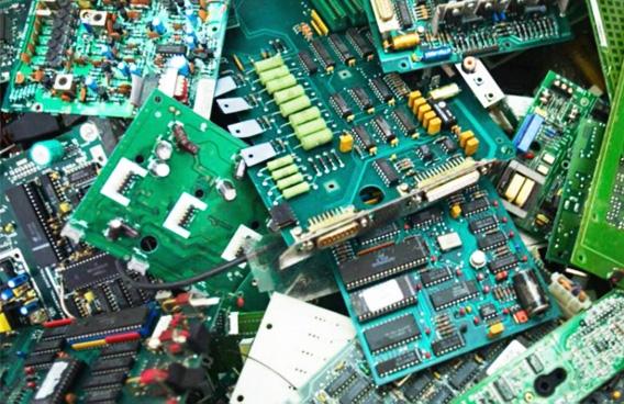 Elektronik Atık Geri Kazanımı